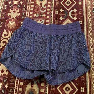 Lululemon Patterned Shorts